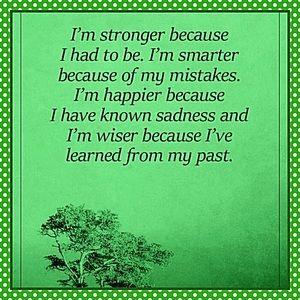 Other - I'm Stronger!
